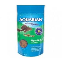 Aquarian Algae Wafer 255g for Catfish Tropical Fish Bottom Feeders